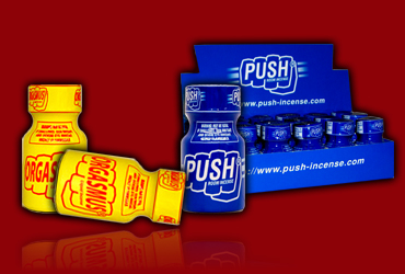 Push Lube - Push Poppers
